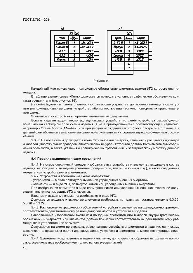ГОСТ 2.702-2011. Страница 16