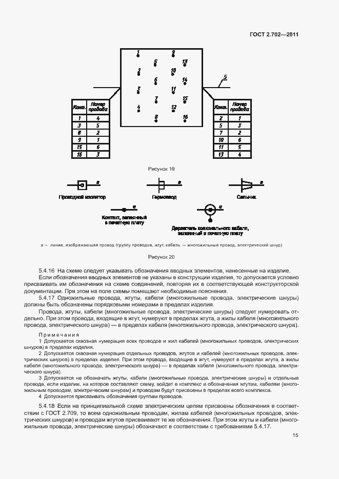 ГОСТ 2.702-2011. Страница 19