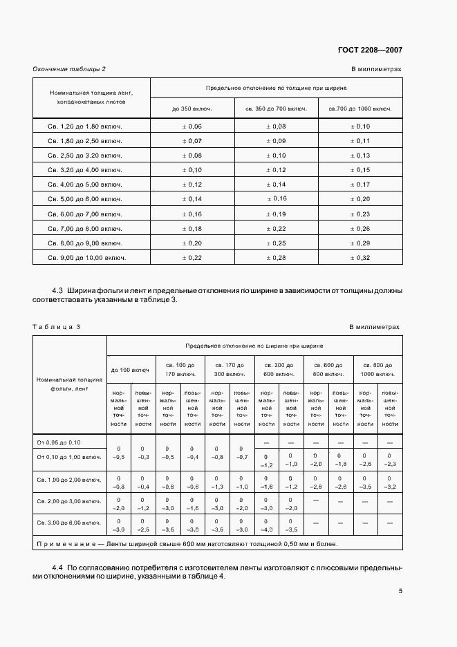 ГОСТ 2208-2007. Страница 9