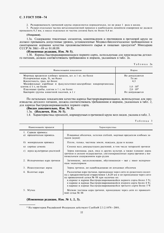Гост 5550-74. Крупа гречневая. Технические условия.