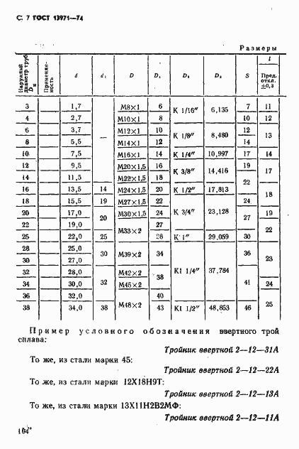 ГОСТ 13971-74. Страница 7