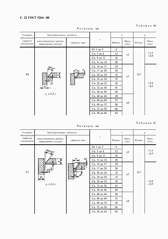 ГОСТ 5264-80. Страница 24