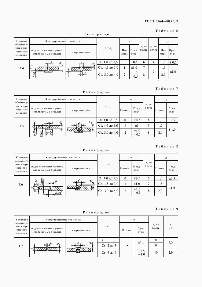 ГОСТ 5264-80. Страница 9