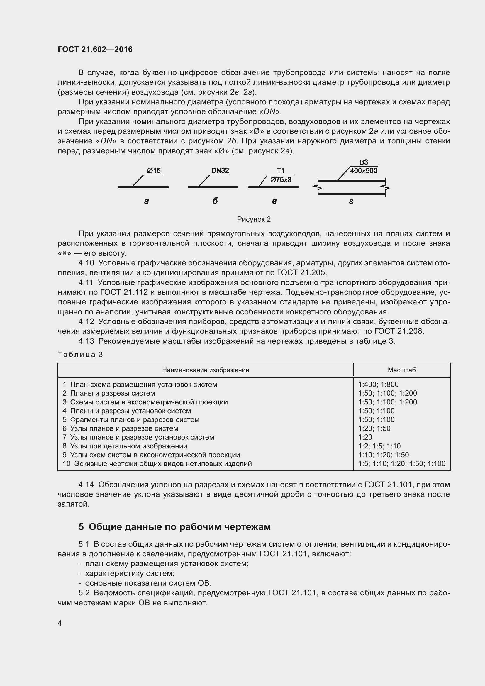 ГОСТ 21.602-2016. Страница 9