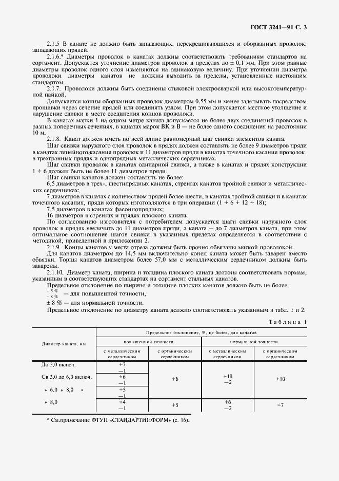 ГОСТ 3241-91. Страница 4