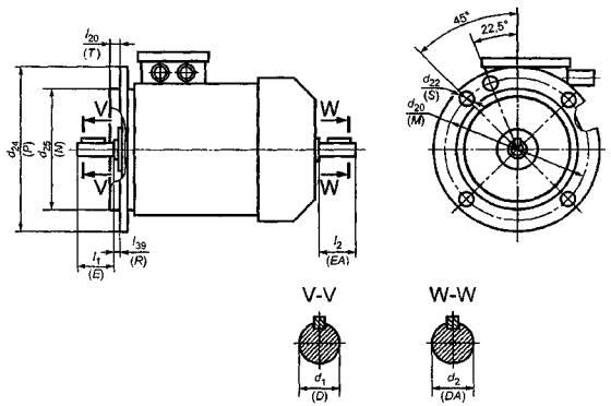 Срок службы электродвигателей гост